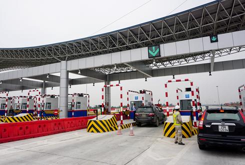Dự án Cabin thu phí cao tốc Hà Nội – Hải Phòng