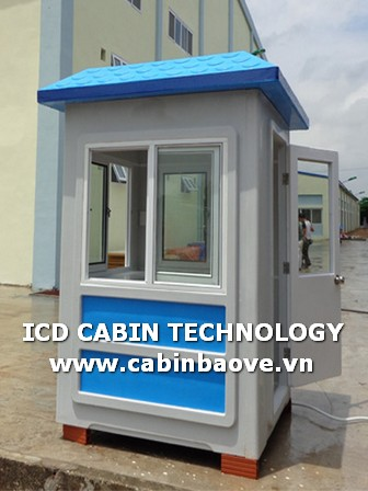 Cabin bảo vệ composite 1,2mx1,2m
