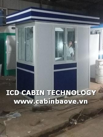 Cabin bảo vệ hợp kim khung thép1520