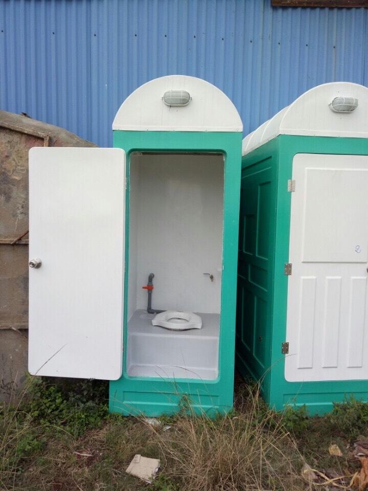 Nhà vệ sinh di động composite PT-3C